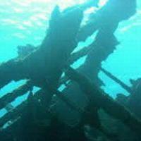 ハワイの沈船